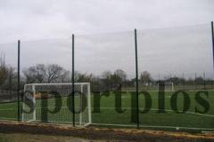 Construction of sports complexes