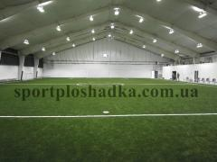 Laying of sports coverings for gyms Kharkiv.