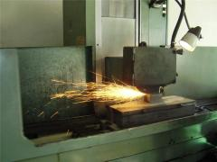 Circular grinding and ploskoshlifovalny works.