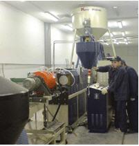 Переработка вторичных полимеров