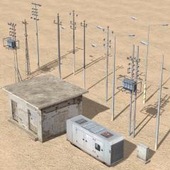 Установка и подключение дизель генераторов, ...