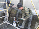 Waterproofing, waterproofing works on Ukraine