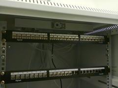 Монтаж слаботочних сетей