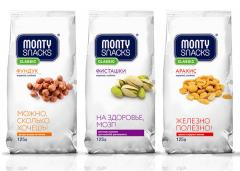Automatic packaging of snacks