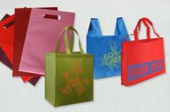 Пошив сумок, изготовим эко-сумки из спанбонда
