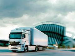 Cargo delivery is automobile, cargo delivery