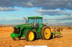 Обслуживание сельхозтехники