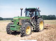 Ремонт машин для переработки сельхозпродуктов
