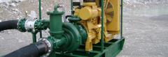 Repair of industrial water pumps