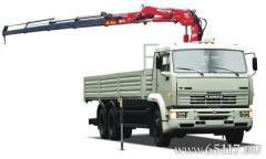 Services of the crane manipulator