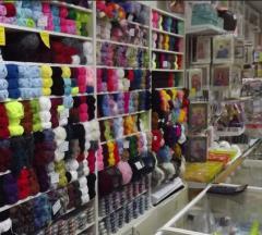 Сеть магазинов рукоделия
