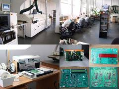 SMD and manual mounting of electronics, Kiev