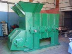 Production and repair of crushers