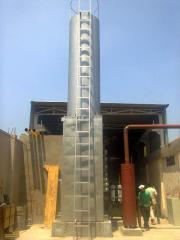 Montage und Inbetriebnahme von Sauerstoffanlagen