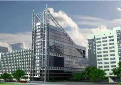 Проектирование офисных центров