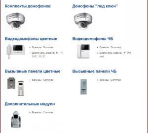 Монтаж домофонных систем, Монтаж домофонных систем Белая Церьковь