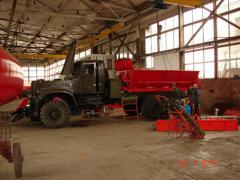 Модернизация грузового транспорта