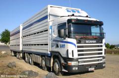 Услуги грузового транспорта на Европу
