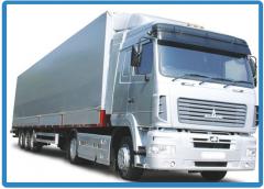 Oversized transportations from Ukraine to Italy