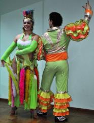 Пошив танцевальных костюмов в Киеве