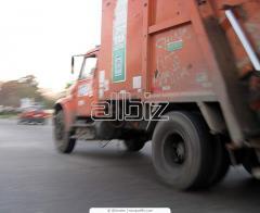 Вывоз строительных и негабаритных отходов