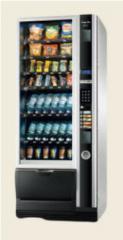 Установка Snakky MAX снекового автомата в офисах