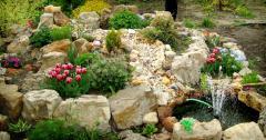 Установка систем полива для сада Черновцы