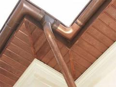 Filing of a roof