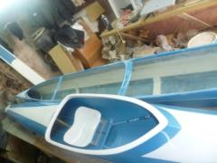 Fiberglass shipbuilding, products from fibreglass,