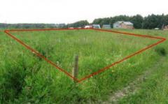 Проекты отвода земельных участков