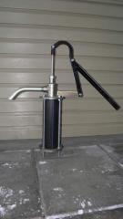 Насосы ручные для воды - ремонт с заменой