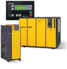 Repair of compressors and compressor equipmen