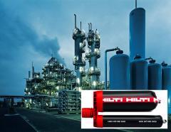 Химический анкер Hilti HIT-RE 500 - анкер для