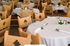 Granting the Banquet room for weddings