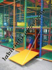Производство игровых лабиринтов
