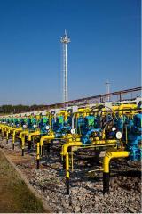 Модернизация и реконструкция подземных хранилищ газа