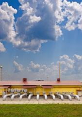 Модернизация, строительство газоизмерительных станций