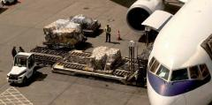 Aviation cargo transportation
