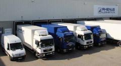 Multimodal freight transportation