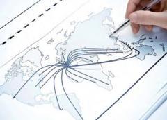 International freight air transportation