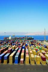 Міжнародні перевезення в морських контейнерах