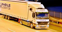 Trasporti automobilistici internazionali