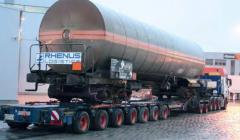 Transportation of bulky goods