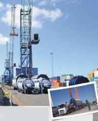 Перевозка негабаритных и опасных грузов