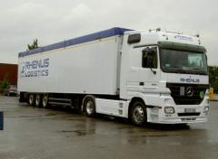 Перевозка грузов длинномерами