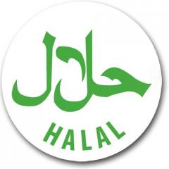 Delivery of halal meat and halal meat products