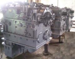Repair of hydrotransfers of locomotives