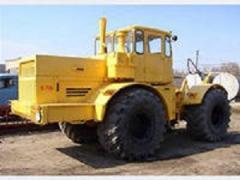 Переоборудование трактора Кировец К-700....