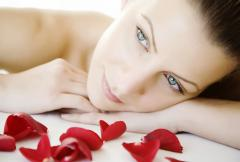 Nontraumatic face peel. COSMETOLOGY SERVICES — the
