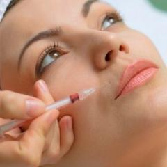Injection techniques. Botulotoxin. COSMETOLOGY
